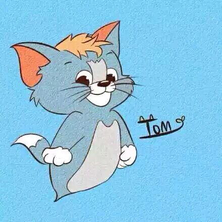 【情头】猫和老鼠情头 情侣头像吧 百度贴吧