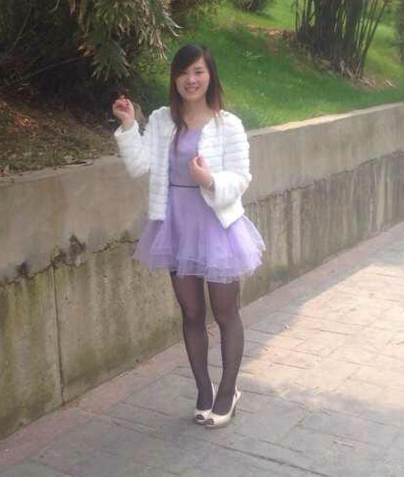 新宁首届网络微信美女大赛之――戴佳琳