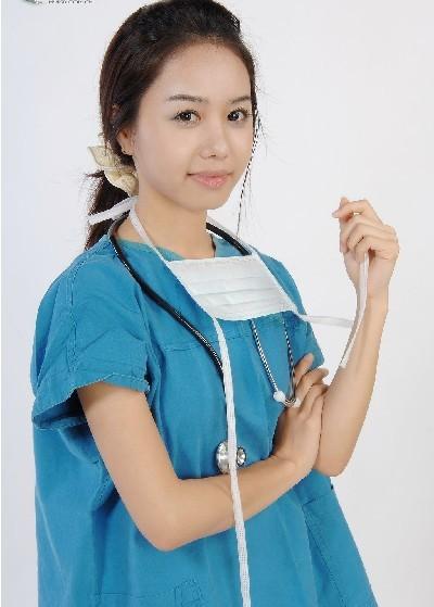 涞水县医院有这样的美女医生吗?