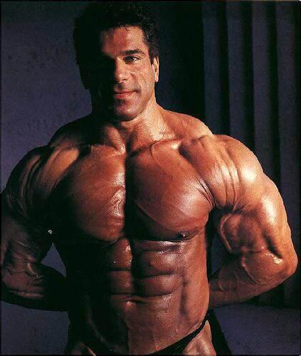 史泰龙的肌肉