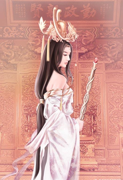 备注;太后之女,皇帝之姐啊
