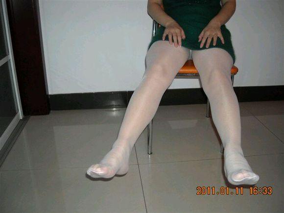 老婆的白丝袜 喜欢吗?