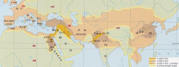 【科学公园】四大文明古国是怎么论的?图片