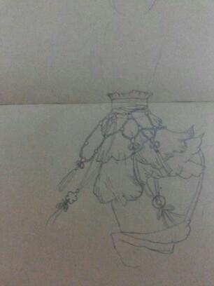 第一次从中部下手画 哈哈图片