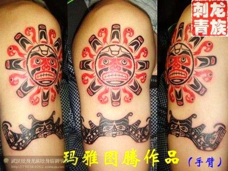 纹身操作十大小技巧,自学文身常识图片