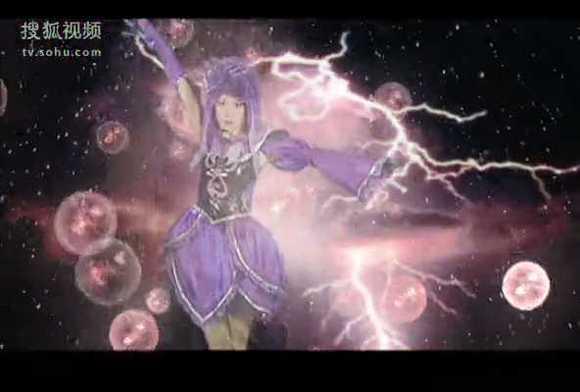 【巴啦啦小魔仙】之小月接受能量图片