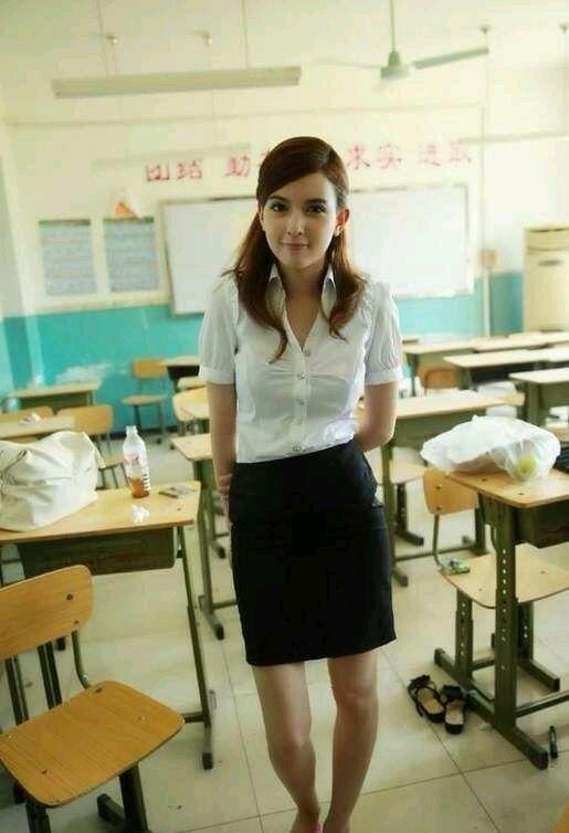 我的美女老师