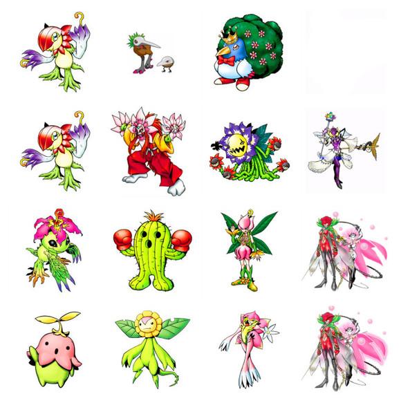 数码宝贝进化图鉴_数码宝贝数码暴龙数码兽图图片16纵横动漫