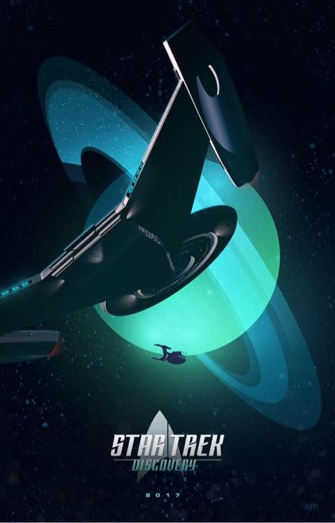 科幻电视剧《星际迷航:发现号》已更新到第11集(在线)
