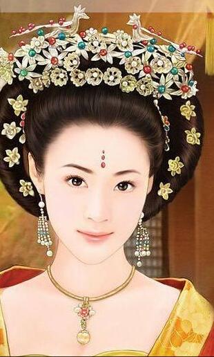 中国历史上二十大美女排行榜