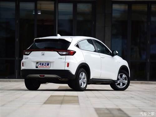 xrv白色的图片欣赏 xrv本田图片 xrv本田报价 xrv白色的车子 高清图片