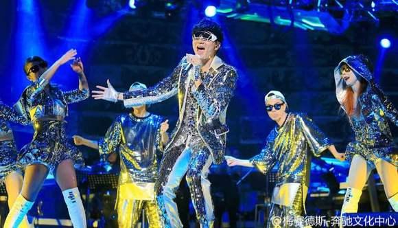 【genesis·新地球】2015林俊杰上海时线演唱会图片