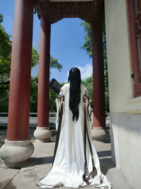 【古色清逸】【出售】古剑太子长琴+楼兰旖梦摩罗尼图片