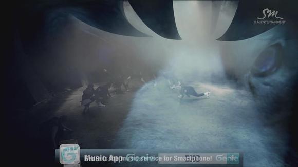 【狼和美女 预告片】1080p截图
