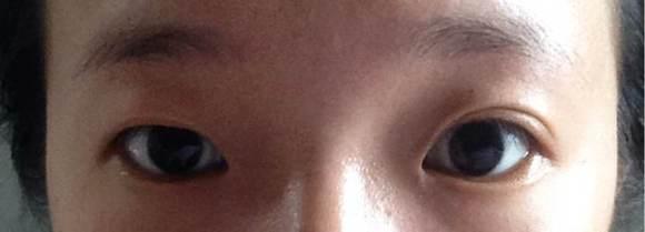 怎么画才可以把单眼皮画成双眼皮图片