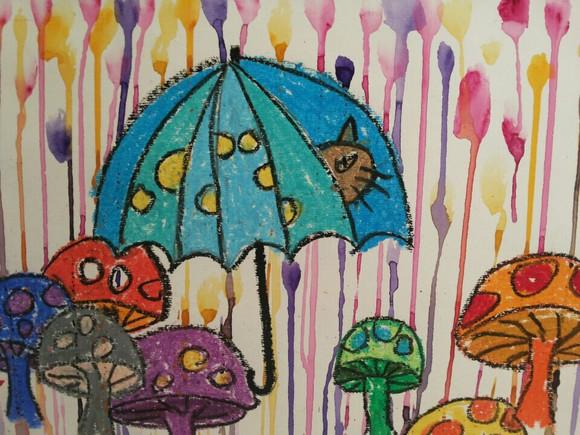 北方艺术家少儿创意美术图片