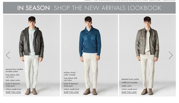 美国比较常见流行的服装品牌