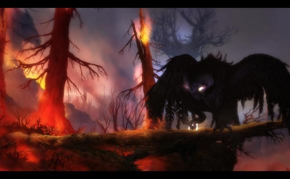【图文】奥日与迷失森林最终boss流程图片