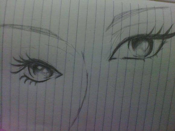 ... 眼睛 铅笔画动漫人物眼睛 动漫人物眼睛简笔画 图片
