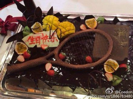 【娜姐生日蛋糕】好有创意图片