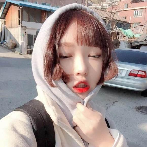 高质女头:korea韩国国民妹子