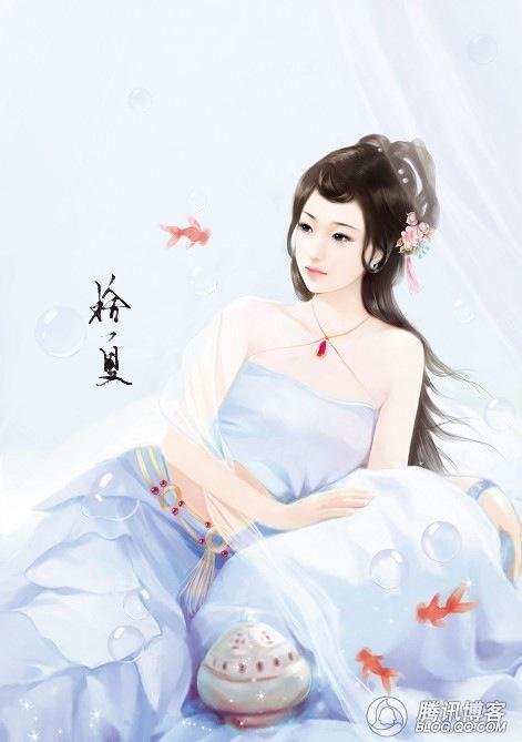 诗语轩落姓名:冰蓝蝶影(女)性格:不食人间烟火、武功高强,大气图片
