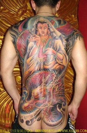 各种龙纹身赏析资源来自万能的百度图片