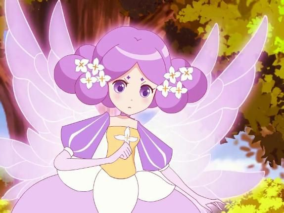 小花仙变身夏安安图片-小花仙中的花精灵王 小花仙中的花精灵王图片图片