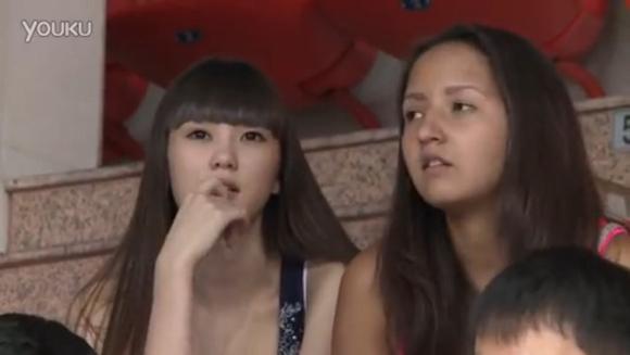 哈萨克斯坦排球美女莎宾娜可以打几分?