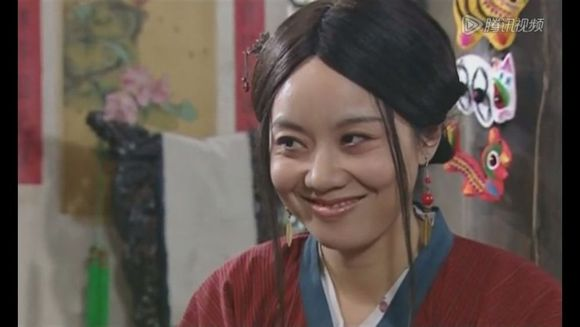 姚明之笑是猛,但是我们需要一个女性代言人——佟湘玉图片