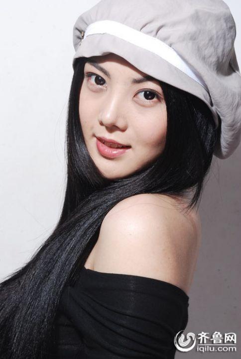 韩国美女namji 明星写真区