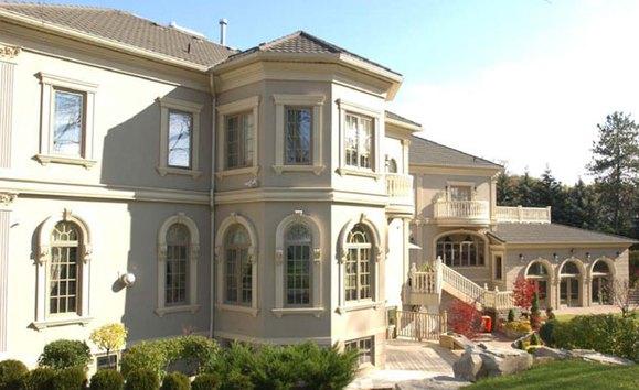 原装进口别墅外墙涂料--真石漆的理想替代品图片