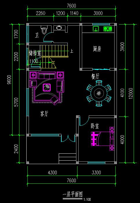 户型 户型图 平面图 484_704 竖版 竖屏图片