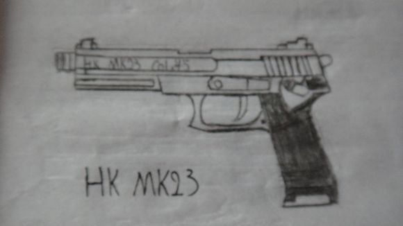 usp和mk23
