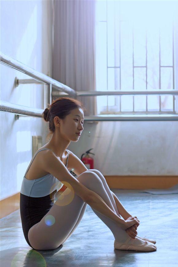《舞蹈少女》70d拍摄