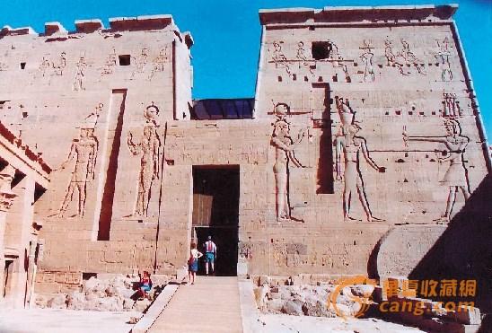 但埃及的古文明却又是从北往南图片