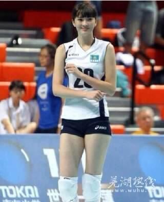 话说哈萨克斯坦排球美女已经被日本公司盯上了你怎么