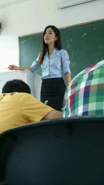 美女日语老师 堂堂课爆满