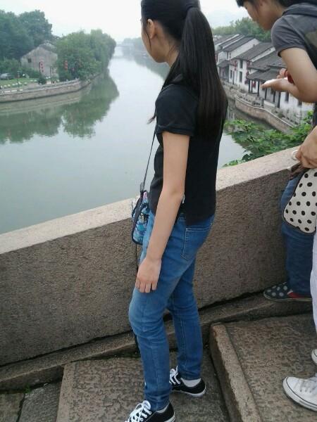 中女生帆布鞋棉袜