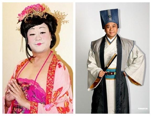 男扮女装,看明星的男装还是女装造型更让人图片