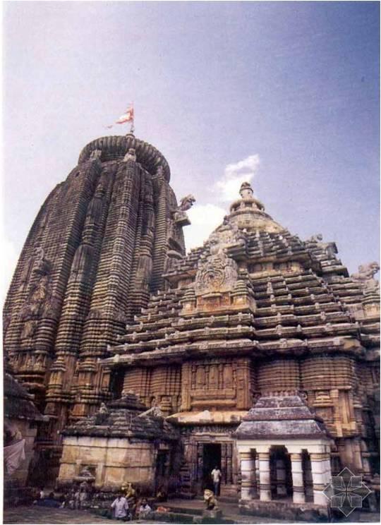 古代印度建筑图片