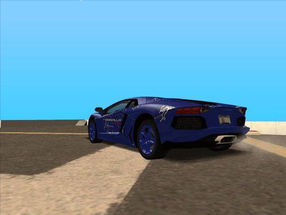 GTA SA汽车坠落测试 圣安地列斯吧 百度贴吧高清图片