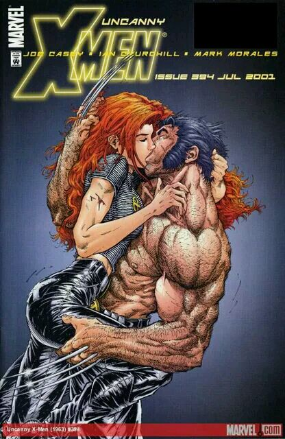 琴葛蕾和金刚狼到底是什么关系···漫画里是什图片