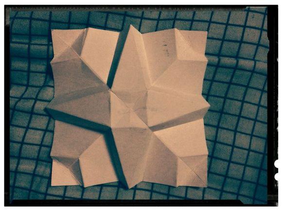 立体构成作品 纸立体构成优秀作品 半立体构成作品