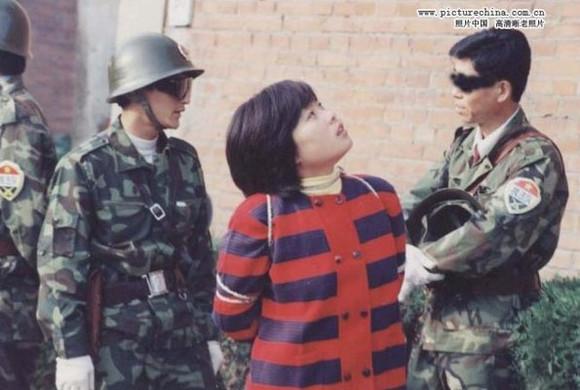 中国最美十大美女死囚犯