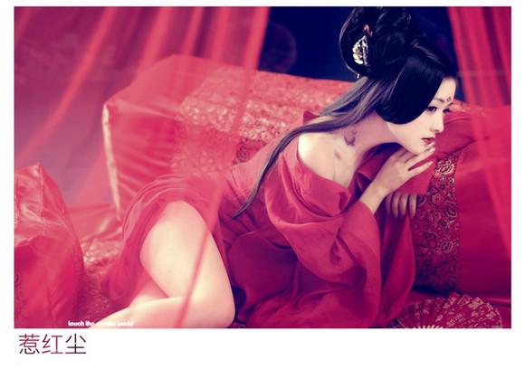 古装艺术照合集美女众多―――清纯古装多多