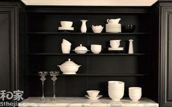六套不同风格实木橱柜推荐 浮∷以自然的味道_信阳装修吧_高清图片