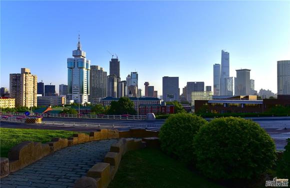 中国十大宜居城市~~_中华城市吧图片