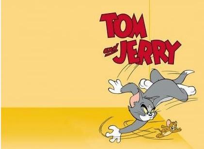 """2006年初,""""小猫和小鼠""""(tom and jerry kids show)在央视大风车栏目重图片"""
