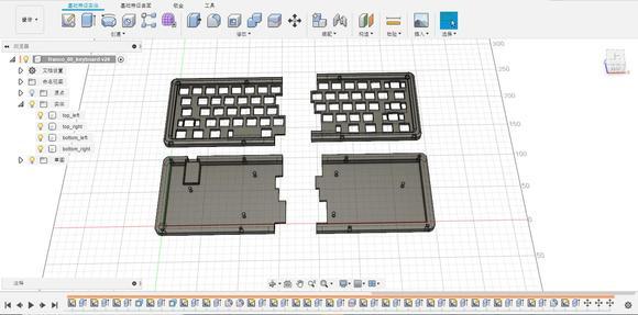 【伪直播】【教程】50块钱DIY一块属于垃圾佬自己的机械键盘